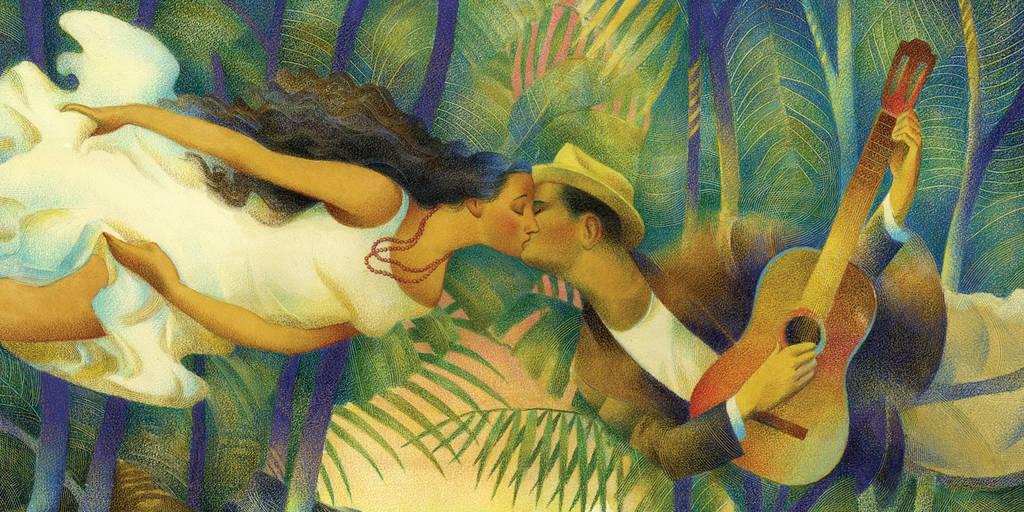 b9a7d5cfddf8b Raul Colon - Illustration