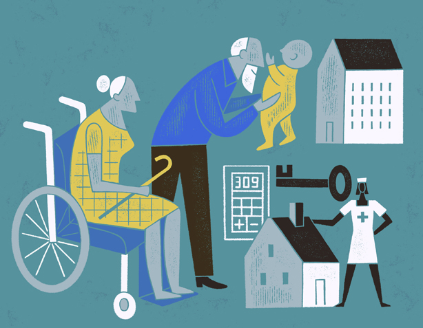 Theispot com - Jean-Manuel Duvivier Illustrates a New York