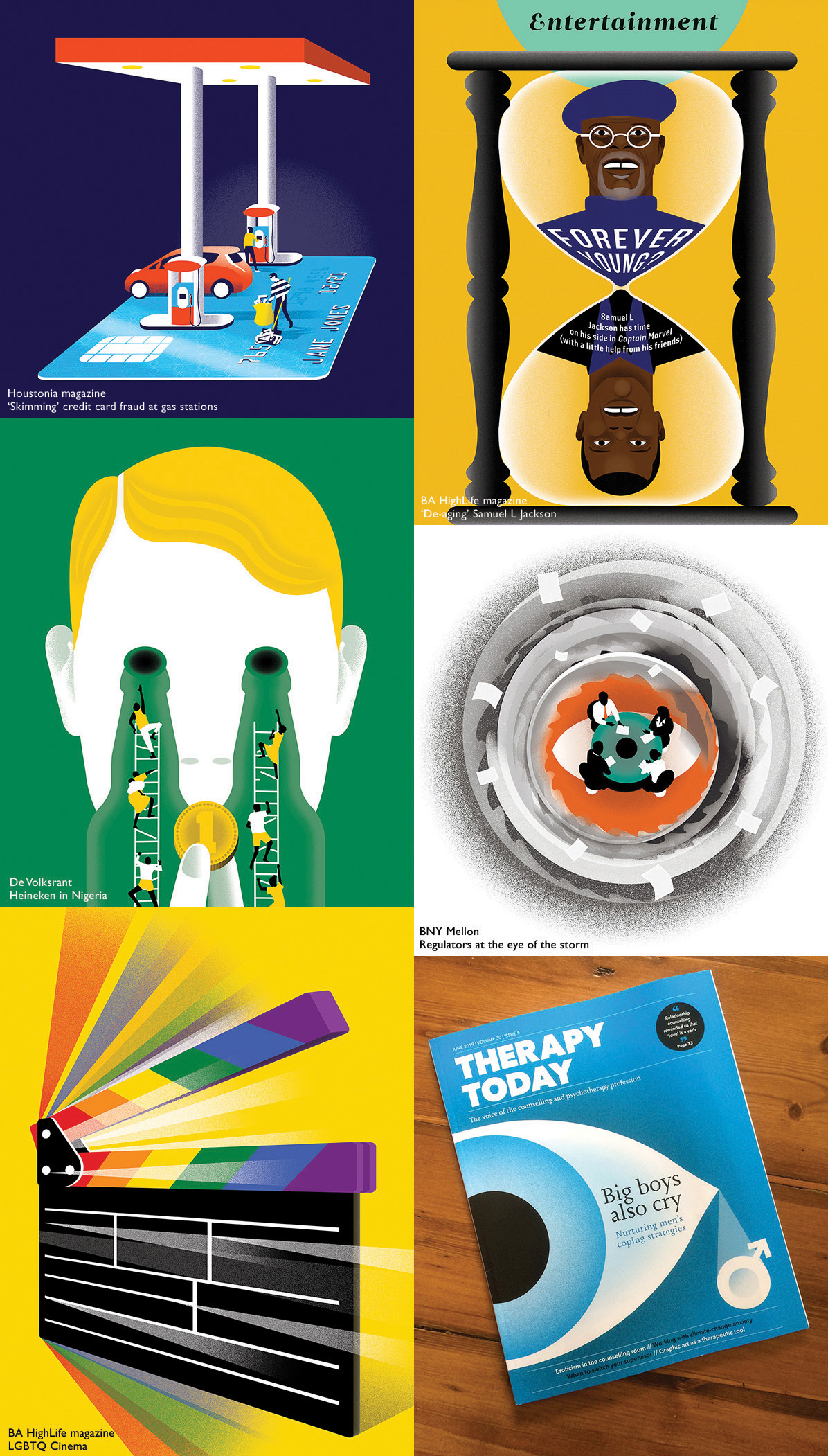 92ad0145eb1563 Neil Webb has been super-busy as always, creating beautiful, intelligent  illustrations for a variety of happy clients. Here is a sample of a few  favorites.